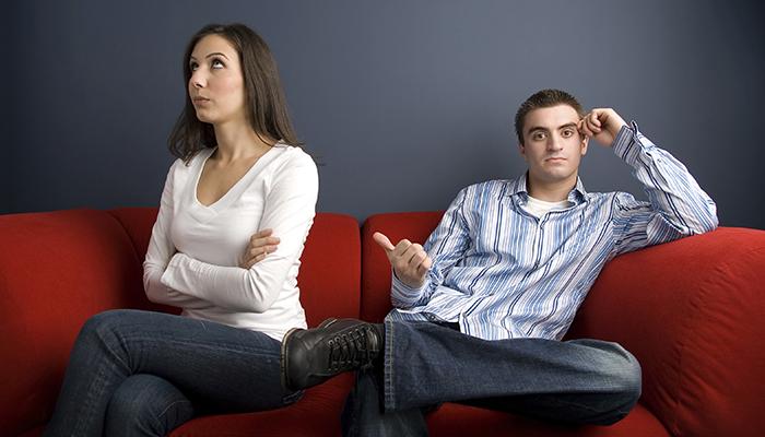 Egoismul în cuplu